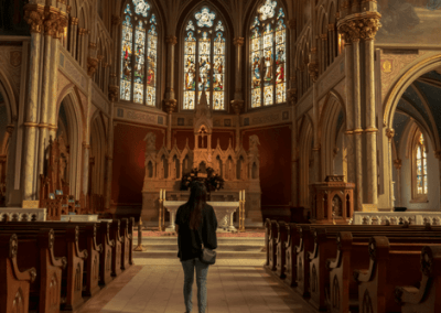Common Elements in Cross-Cultural Religious Expression – Part 1  (II.A: God's Presence to Our Consciousness)