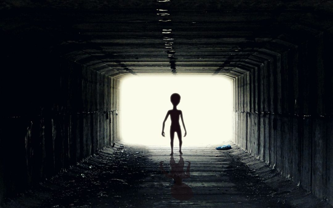 What would be the Church reaction to aliens?